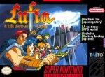 Super Nintendo - Lufia and the Fortress of Doom