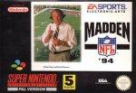 Super Nintendo - Madden NFL 94