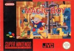 Super Nintendo - Magic Boy