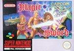 Super Nintendo - Magic Sword