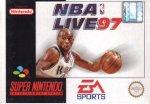 Super Nintendo - NBA Live 97