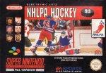 Super Nintendo - NHLPA Hockey 93