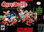 Super Nintendo - Ogre Battle