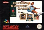 Super Nintendo - Olympic Summer Games