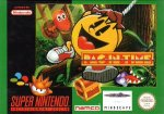 Super Nintendo - Pac-In-Time