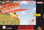 Super Nintendo - Pac-Man 2 - The New Adventures
