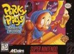 Super Nintendo - Porky Pigs Haunted Holiday