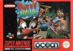 Super Nintendo - Putty Squad
