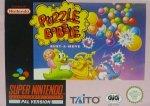 Super Nintendo - Puzzle Bobble
