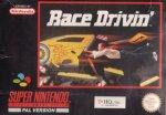 Super Nintendo - Race Drivin