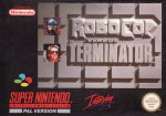 Super Nintendo - Robocop versus Terminator