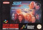 Super Nintendo - Star Trek The Next Generation - Futures Past