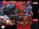 Super Nintendo - Street Fighter 2