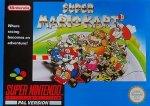 Super Nintendo - Super Mario Kart