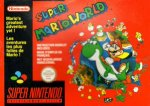 Super Nintendo - Super Mario World