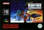 Super Nintendo - Super Star Wars - The Empire Strikes Back