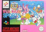 Super Nintendo - Tiny Toon Adventures - Wild and Wacky Sports