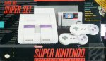 Super Nintendo - Super Nintendo US RGB Modified Switchless Super Mario World Console Boxed