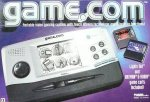 Tiger Game Com - Tiger Game.Com Console Boxed