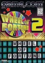 Tiger Game Com - Wheel of Fortune 2