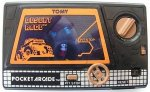 Tomy - Pocket Arcade Desert Race Loose