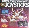 Atari 2600 Remote Control Wireless Joysticks Boxed