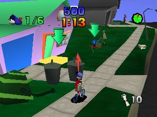 Buy Nintendo 64 Paperboy For Sale at Console Passion