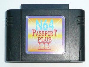 Buy Nintendo 64 Nintendo 64 Passport Plus 3 Adapter Loose