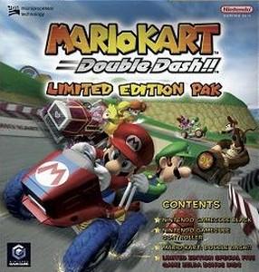 mario kart double dash gamecube disc