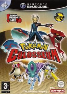 Buy nintendo gamecube pokemon colosseum for sale at console passion - Gamecube pokemon xd console ...