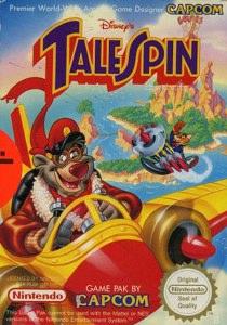 Super Baloo/Talespin (Playmates et autres) 1991 Nintendo-nes-talespin