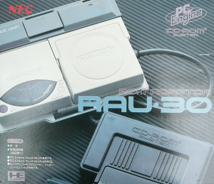 Buy PC Engine PC Engine RAU 30 Boxed For Sale at Console Passion