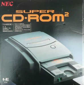Buy PC Engine PC Engine Super CD-ROM 2 Console Boxed For