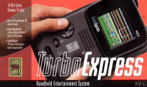 Buy PC Engine PC Engine Turbo Express Boxed For Sale at