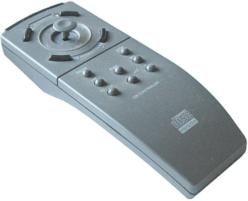 Buy Philips CDI Philips CDI Thumbstick Remote Control Loose For Sale