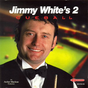 Sega Dreamcast - Jimmy Whites 2 - Cueball - sega-dreamcast-jimmy-whites-2-cueball