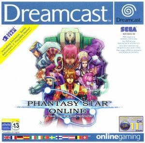 Sega Dreamcast - Phantasy Star Online