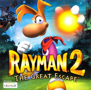 Buy Sega Dreamcast Rayman 2 - The Great Escape For Sale at Console