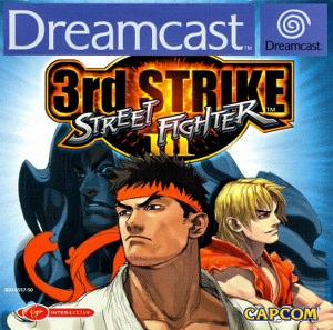 Buy Sega Dreamcast Street Fighter 3 Third Strike For Sale At