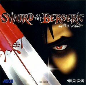 Buy Sega Dreamcast Sword of the Berserk - Guts Rage For Sale at