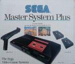 Buy sega master system sega master system 1 plus console boxed for sale at console passion - Sega master system console for sale ...