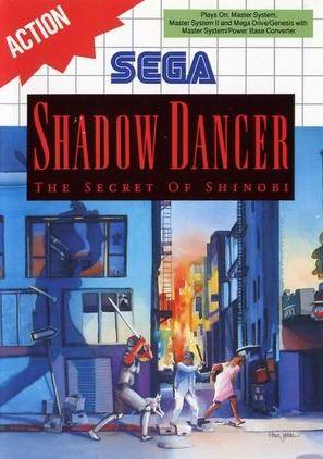 Buy sega master system shadow dancer for sale at console passion - Sega master system console for sale ...