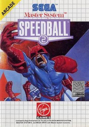 Buy sega master system speedball 2 for sale at console passion - Sega master system console for sale ...