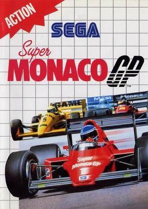Buy sega master system super monaco gp for sale at console passion - Sega master system console for sale ...