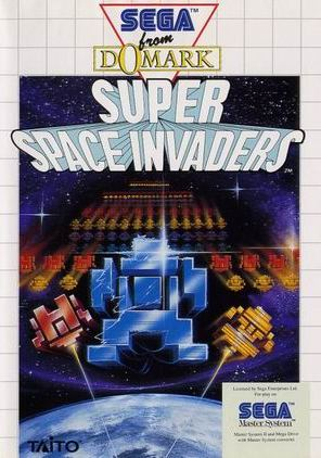 Buy sega master system super space invaders for sale at console passion - Sega master system console for sale ...