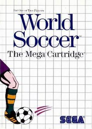 Defi 01 - World soccer Sega-master-system-world-soccer