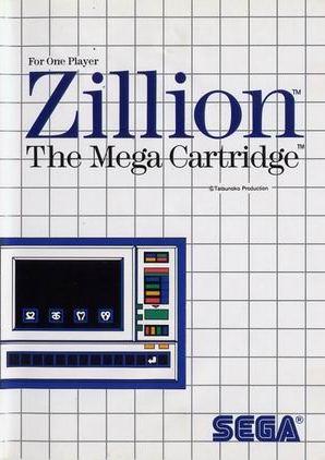 Buy sega master system zillion for sale at console passion - Sega master system console for sale ...