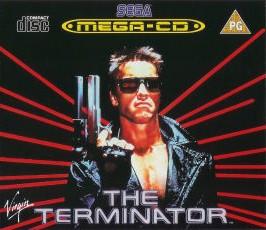 Buy Sega Mega CD Terminator For Sale at Console Passion