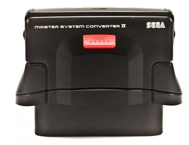 Buy sega megadrive sega megadrive 2 master system 2 converter loose for sale at console passion - Console sega master system 2 ...
