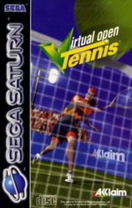 Buy sega saturn virtual open tennis for sale at console passion - Sega saturn virtual console ...